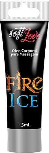 Lubrificante Fire & Ice 15ml