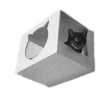 Nicho Para Gatos Para Área Externa