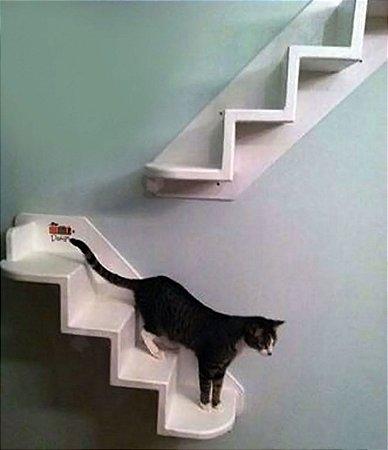 Escada Sem Corrimão 01 unidade