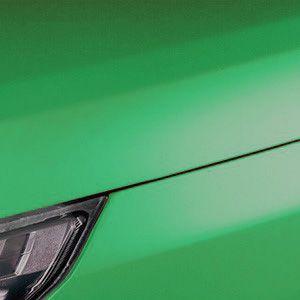 Adesivo Fosco Verde (Largura 1m) - VENDA POR METRO