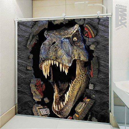 Adesivo Box - Dinossauro Jurassic Park