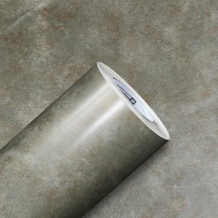 Adesivo Gold Metal Aço Corten COBRE (Largura 1,22m)