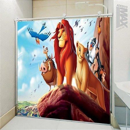 Adesivo Box - Rei Leão 2
