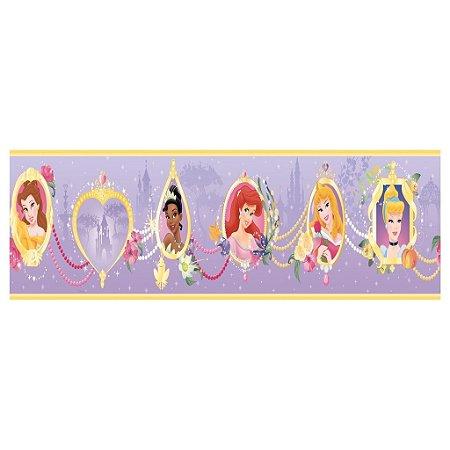 Faixa para Quarto Princesas Disney 3 - VENDA POR METRO