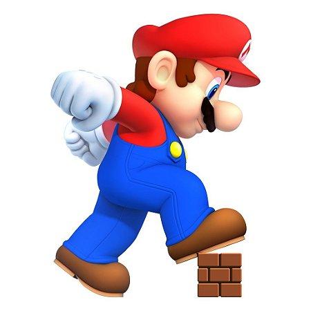 Adesivo Recortado - Super Mario Bros