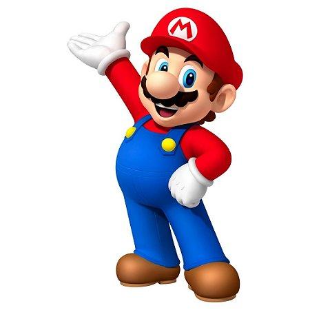 Adesivo Recortado - Super Mario Bros 2