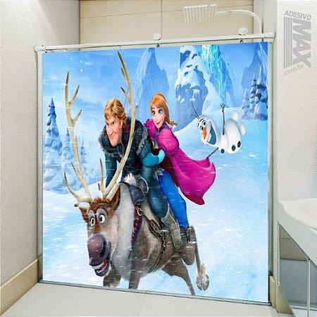 Adesivo Box - Frozen Anna Kristoff Sven Olaf