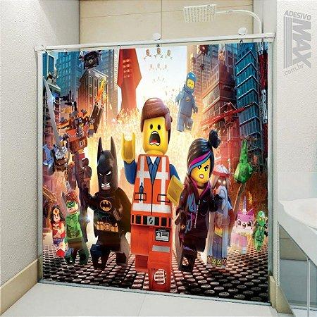 Adesivo Box - LEGO Marvel