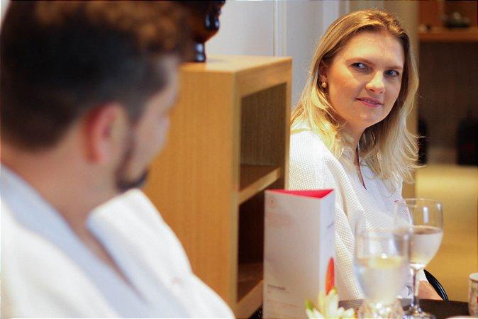 Shiatsu a Dois - 1h - Spa Tereza Zanchi, Pátio Batel e Golden Beauty Care