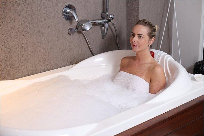 Banho de Imersão com Sais Aromáticos - 30min - Spa Tereza Zanchi