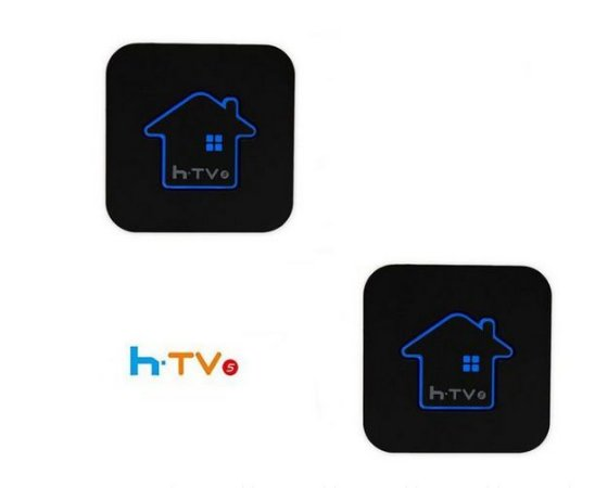 Kit de 2 Receptores Htv 5 HD 8GB