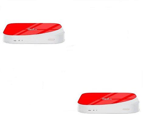 Kit de 2 Receptores Red Lite Ultra HD 8GB