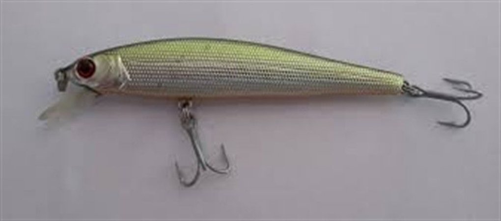 Isca Artificial  Splash Minnow