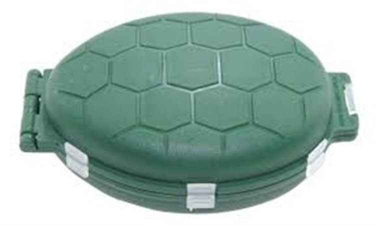 Estojo Tartaruga Articulado  (TRTBOX-1G)