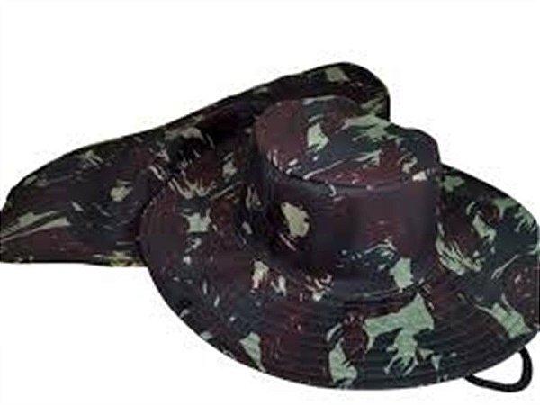 Chapéu Camuflado.