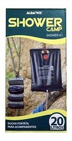 Ducha Portátil Shower Camp