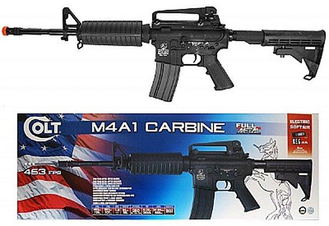 Rifle Airsoft   M4A1  Cal 6mm