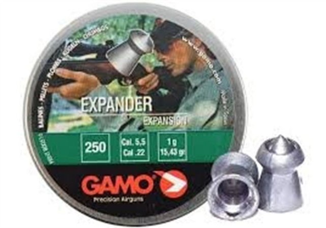 Chumbinho  Expander  Gamo 5,5