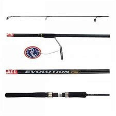 Vara Evolution G3 1,50m  15-30L Carretilha