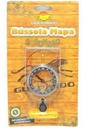 Bússola Mapa Guepardo