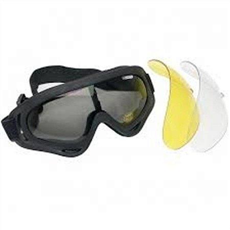 Óculos Tático de Proteção Airsoft