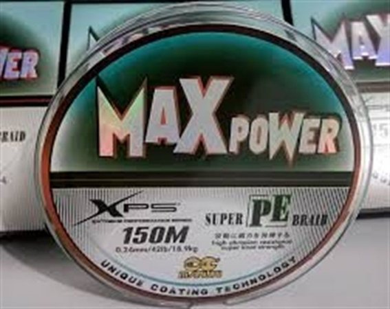 Linha Max Power Maruri