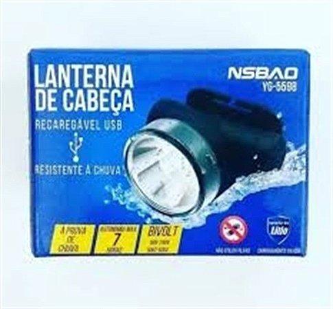 Lanterna de Cabeça YG-5598