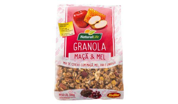 Granola Maçã & Mel Kodilar 300g
