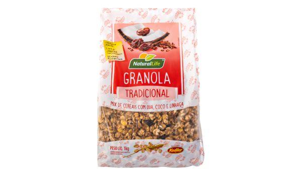 Granola Tradicional Kodilar 1kg
