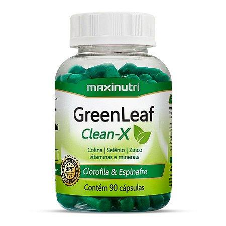 GreenLeaf Clean-X