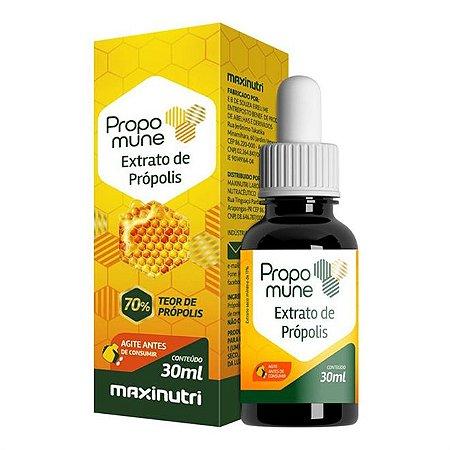 Propomune 30ml - Extrato concentrado de Própolis 70% - (Extrato Seco 11%)