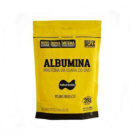 Albumina baunilha - 500g