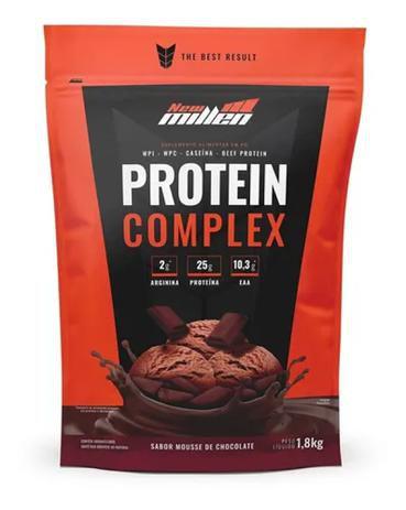 Whey Protein Complex Chocolate - 1,800 kg New Millen