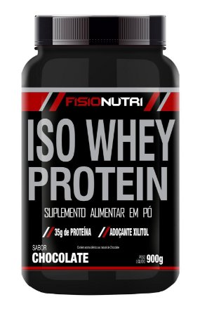 ISO WHEY PROTEIN 900G CHOCOLATE