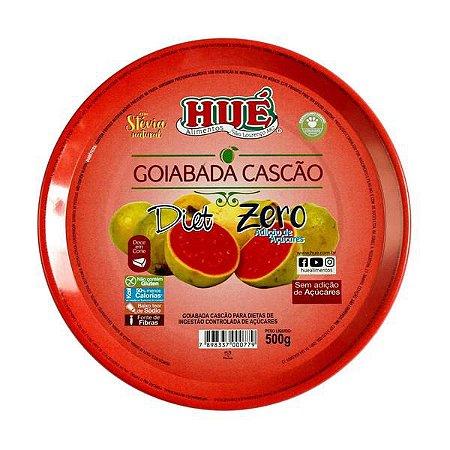 GOIABADA CASCÃO ZERO AÇUCAR HUE LATA 500G