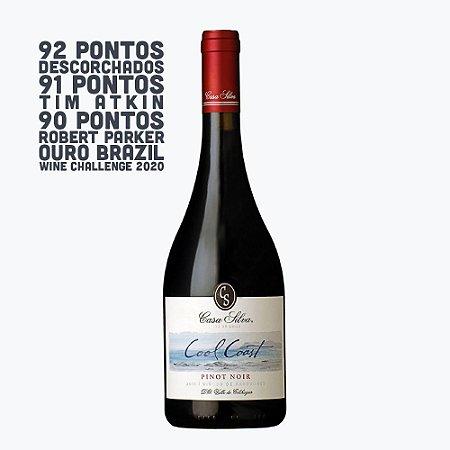 Pinot Noir Cool Coast Casa Silva