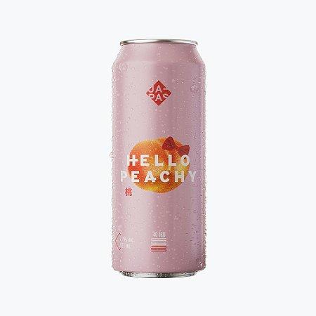 Hello Peachy - Japas Cervejaria