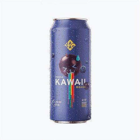 Purple Kawaii