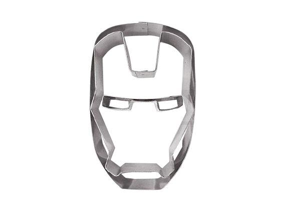 Kit Cortador Homem de Ferro Inox