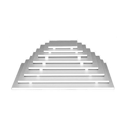 Tabuleiro para Bolo Quadrado 15x15cm