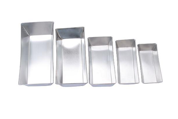 Forma de Pão Inglês Alumínio