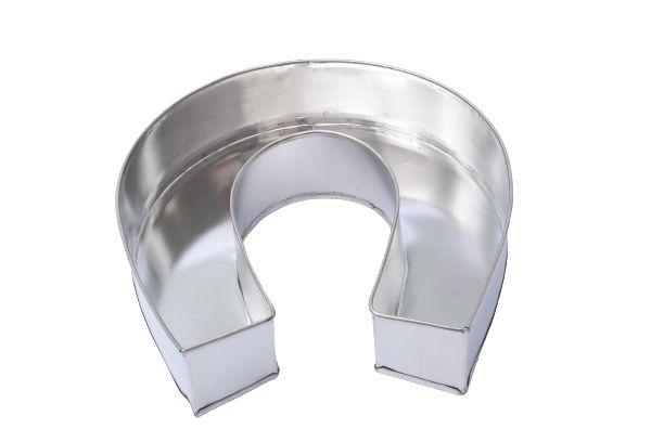 Forma Ferradura Alumínio
