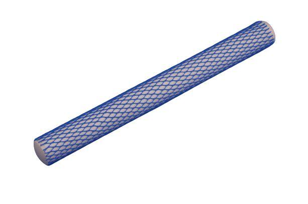 Rolo Texturizado Plástico 25Cm Kit Confeiteiro