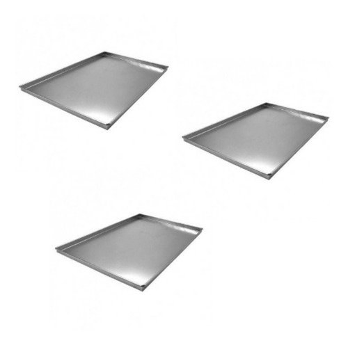 Conjunto Com 3 Forma Rocambole 40x30x2