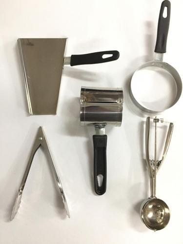 Kit C/ 5 Pçs | Batata | Doce | Sorvete | Ovo | Chocolate