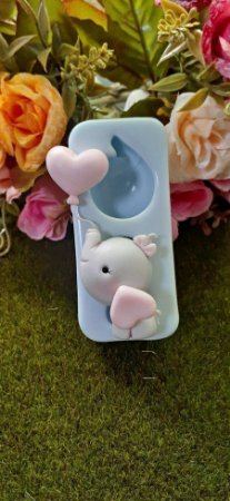 Molde Elefantinho