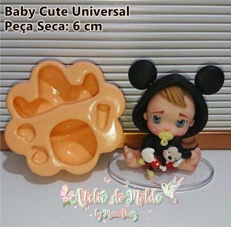Molde Baby Cute Universal