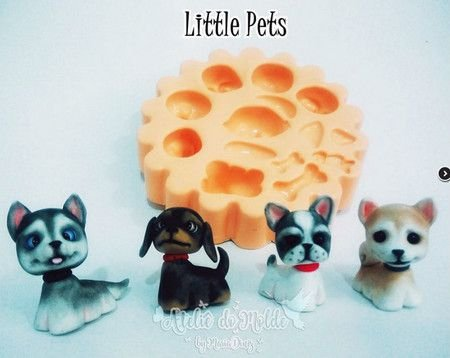 Molde Little Pets
