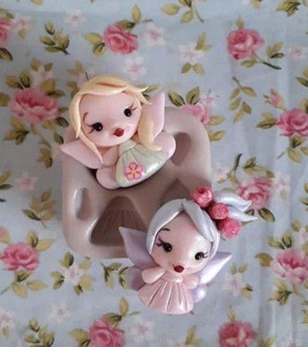 Molde Mini Princesa Docinho