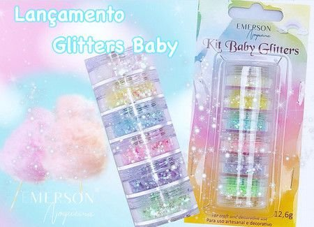 Kit Baby Glitters